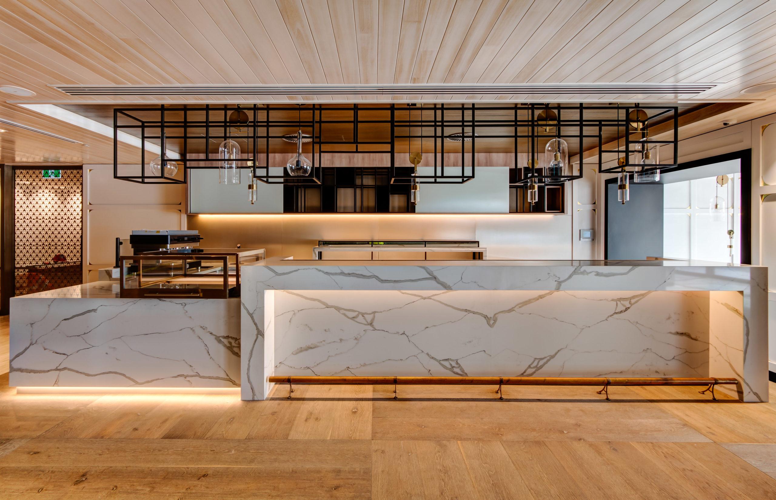 Intercontinental Hotel Kitchen Perth