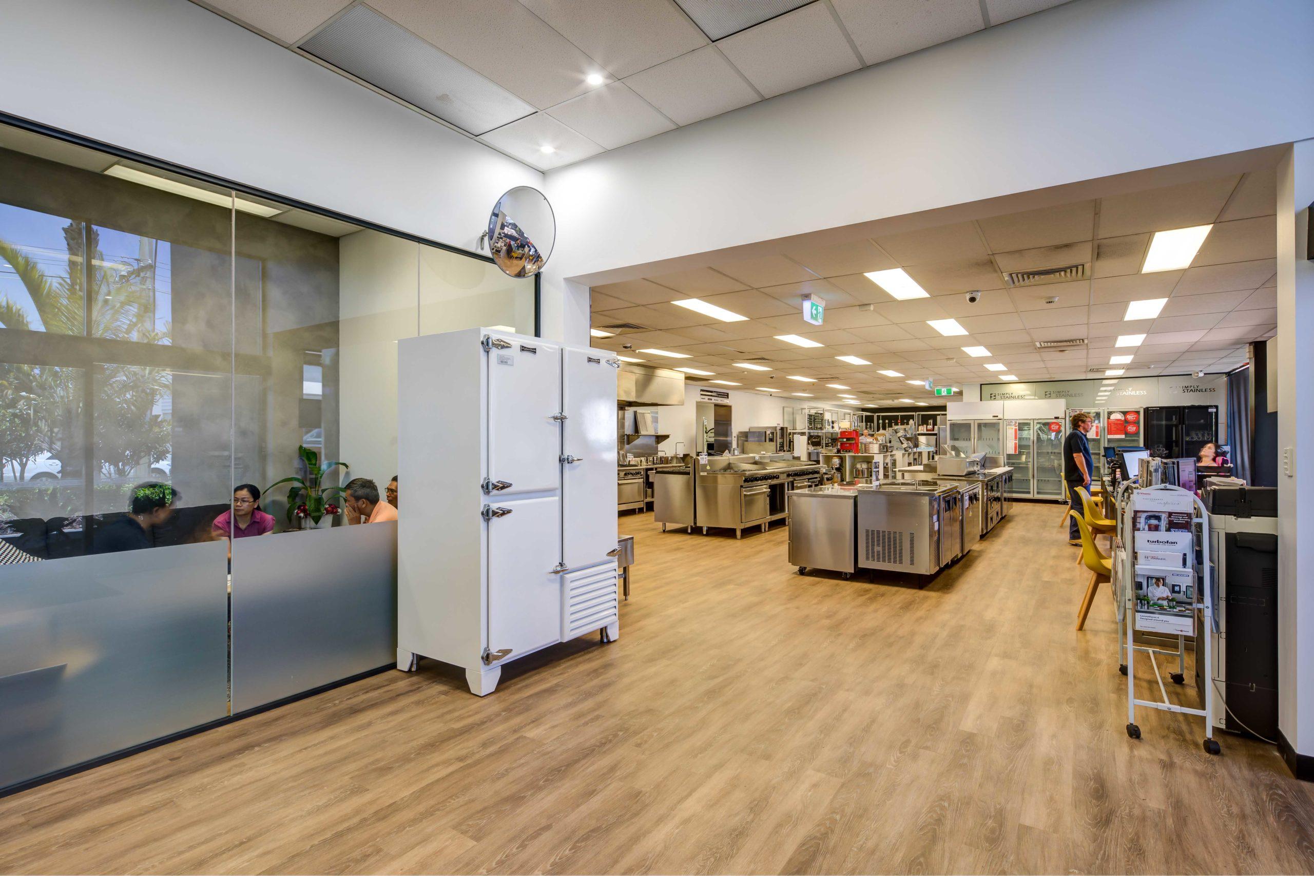 Caterlink Showroom
